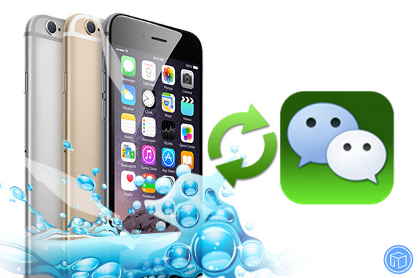Extract WeChat Messages From A Water-Damaged iPhone