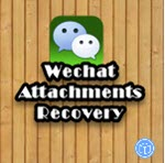 wechat attachments recovery
