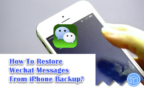 recover wechat messages