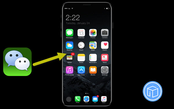 retrieve-lost-wechat-messages-from-iphone-ios-11