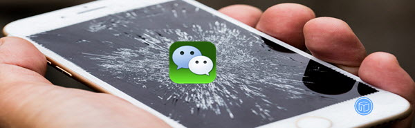 export-wechat-data-from-screen-broken-iphone