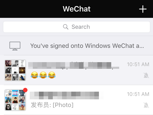 run repair tool on wechat for malfunction