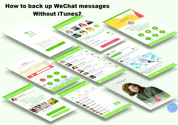 export wechat messages without itunes