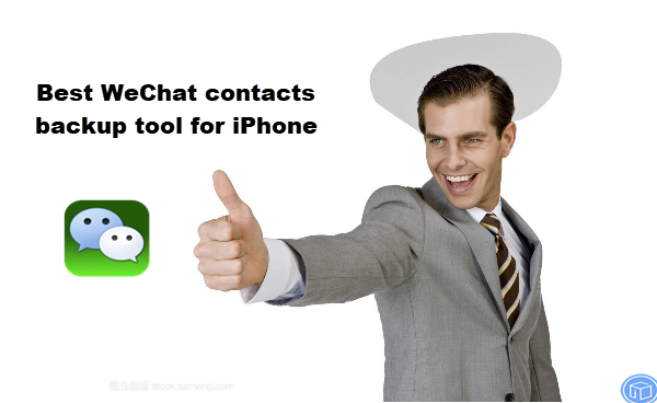 best wechat contacts transfer tool for iphone