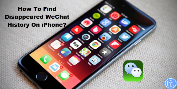 retrieve lost wechat history on iphone