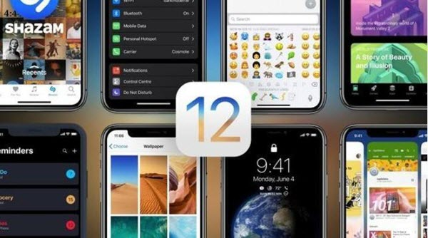 save data in case that your iphone fails in updating to ios 12 beta 9